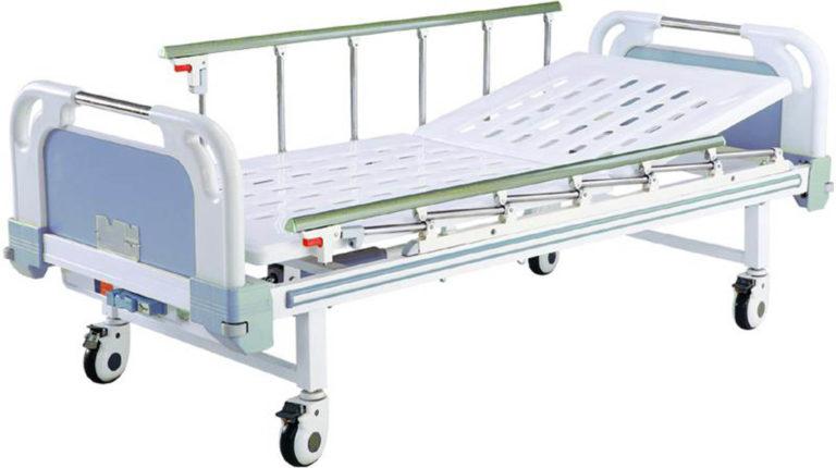 Łóżko medyczne dwa segmenty B-21-2
