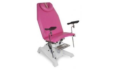 Fotel ginekologiczny regulowany z pilota JFG 4