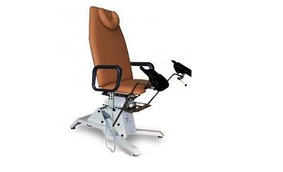 Fotel ginekologiczny regulowany pilotem ręcznymJFG 3