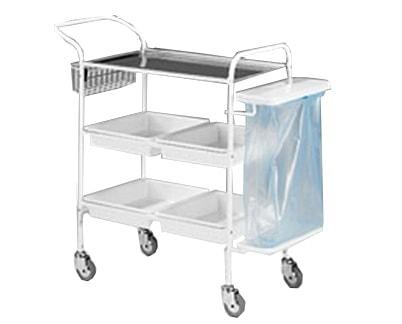 Wózek szpitalny WZ-01
